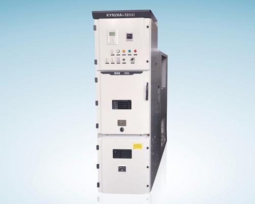 KYN28A-12(II)铠装移开式交流金属封闭开关设备柜体